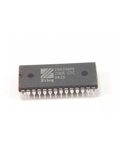 ZILOG - Z8430APS - IC, timers. NMOS/CMOS Counter timer circuit.