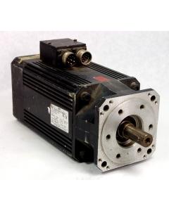 ASSL / AEG - MS43E-11C0-000 - PM AC ServoMotor 1.9Kwatt 330V 9A 6000-RPM