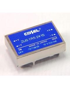 Cosel - ZUS1R5-2415 - DC/DC converter. 15V 100mA.