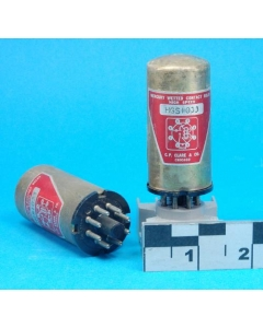 C.P. Clare&Co - HGS1033 - SPDT Mercury Wetted Relay - two coil