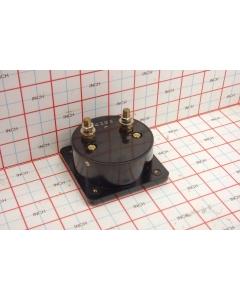 Triplett Corp - 327-T - Meter. DC microamperes. 0 - 50 DC Microammeters.