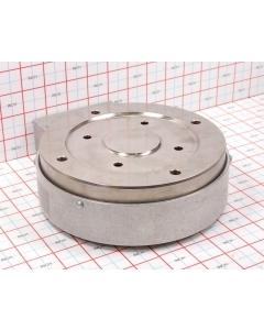 STRAINSERT - FL100C-2SPK - 50-ton Compression Flat Load Cell