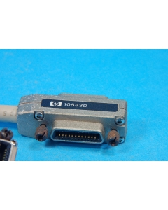 HP/AGILENT - 10833D - Cable, 0.5-meter IEE-488 GPIB compatible.