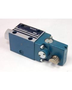 BOSCH - 081WV06P1V7001GDO - Valve, Pneumatic Directional
