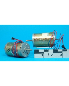 Buehler - 507104 series - Motor, DC. Supply: 6 - 24VDC 200-300mA.