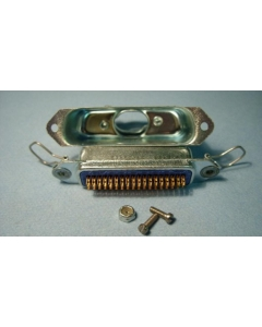 AMPHENOL - 57-60360 - Connector, rectangular. 36 F cable to panel.