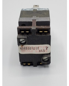 GEMCO - 404S32121YAA3 - Stock One Switch, Rotary. Contacts: 1P3T.