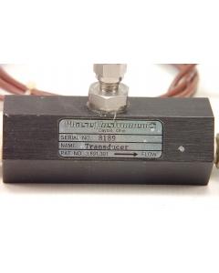 PHASE 1 INSTRUMENTS - TRANSDUCER - Transducer, flow.