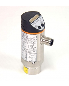 EFECTOR / IFM ELX - PB5224 - Programmable Pressure Monitor 5-100PSI Stainless