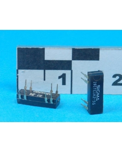 Sigma - 191TE1A2-5S - Relay, reed. Input: DC. SPST NO. New.