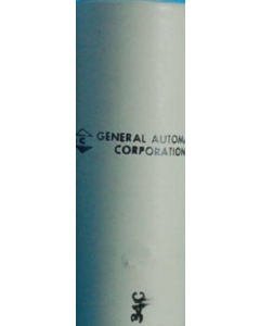 GENERAL AUTOMATIC - 5945-681-6315 - 6 or 12VDC 5Kohm 8-pin Hermetically Sealed metal