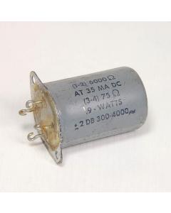 UTC - H6839 - 6K to 75ohm Shielded Xfmr