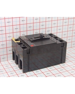 GENERAL ELECTRIC - TED134020 - Circuit Breaker. E150 Line, Type TED, 3Phase,  3Pole, 20Amp 480V.
