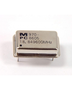 MPC - 970 18.849600MHZ - New 18.849600MHZ crystal oscillators