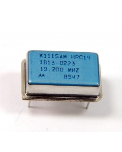 Motorola - K1115AM 19.20MHZ - Crystal oscillators. 19.20MHz.