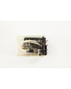 NAIS/Aromat - HP33-DC24V - Relay, power. 3PDT 10Amp 24VDC.
