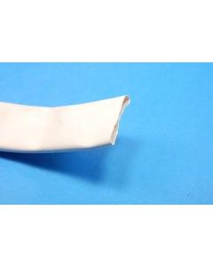 """RAYCHEM - RNF100-1-1/2-9 - Shrink Tubing 1.5"""" White Polyolefin"""