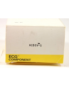 Philips - HiDiv-1 - ECG High Voltage Divider