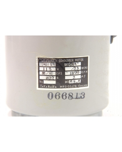 TAKANAWA MFG Co - TSN304P - Motor, AC Induction. 115V 0.22A 1800RPM.