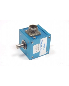 DYNAPAR / DANAHER - 3200100000 - Encoder, rotary. Dual shaft 7406 OC.