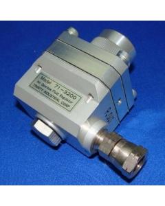 TRINITY INDUSTRIAL CORP - 71-3200 - Fluid regulator, air operate.