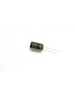 Rubycon - 450BXA10M - Capacitor, electrolytic. 10uF 450VDC.