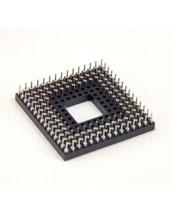 Unidentified MFG - 9-900-1 - IC, sockets. Machined 144 pin grid array.