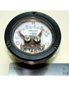 DAYSTROM - 4566028-04 - Meter, SPDT relay. Ruggedized.