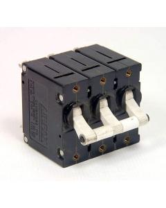 AIRPAX - UPGH666-1-62-702-90 - Circuit breaker. 3P 7Amp F.L. 250VAC