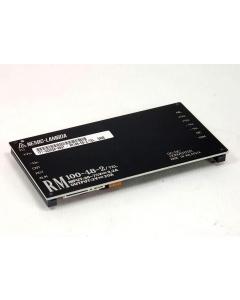Nemic/Lambda - RM100-48-2 - DC/DC converter. Output: 2VDC 20Amp.