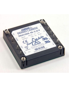 Densei/Lambda - PAH100S48-3.3/V - 3.3VDC 23Amp OUT - 36-76VDC IN