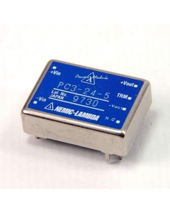 Nemic/Lambda - PC3-24-5 - DC/DC Converter. Out: 5VDC 0.6Amp.