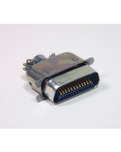 AMPHENOL - 57-30240 - Connector, rectangular. 24M cable to panel.