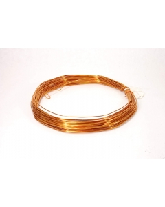 Unidentified MFG - 16AWG Magnet Wire - Cable, Magnet wire. 16 AWG-1C. Package of 50 feet.