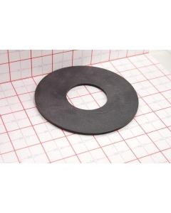 """Cleveland Steel & Polymer - 056-6717B - Rubber Gasket 0.123"""" x 4.45"""" Round"""