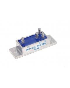 UNITRODE - 655-454 - Diode, FWB. 100V Reverse Voltage.