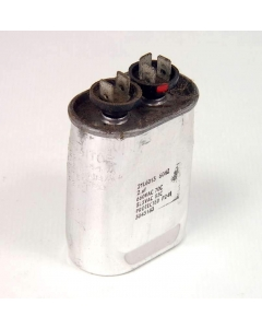 General Electric - 21L6013 - Capacitor, oil-filled. 2uF 660VAC 60Hz.