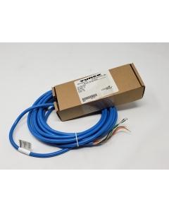 TURCK - VB40N-5 - 4-port J-box 1-circuit/port - Integral 5m cable