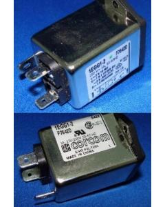 TE connectivity - CORCOM / TYCO - 1EGG1-2 - Power Entry RFI/EMI Filter 1Amp 250V 50/60Hz.