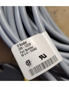 TURCK - RS4.4T-15/S653 - M12 EuroFast Cable 4-Wire Male-plug