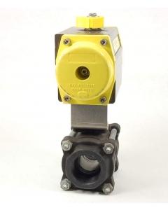 DGI Supply - CTD CompacTorque - VALVE plus Actuator