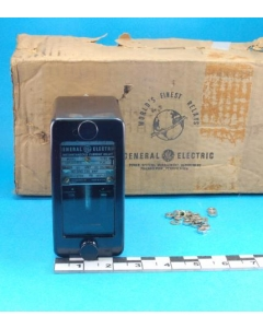 GENERAL ELECTRIC - 12PJC14F5 - Current Relay 25/60ADC HAND-RESET