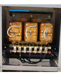 DONGAN ELECTRIC MFG, CO - 63-6325SH - Transformer, 25KVA 3 Ph 480V -to-125/208V
