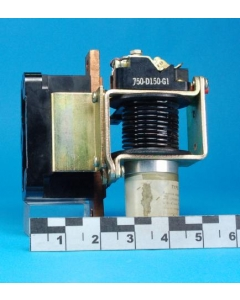 Square D - 750-D150-G1 ETO123R - Relay, overload. Dashpot magnetic current.