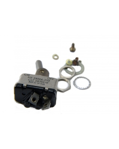 Cutler-Hammer / Eaton * - 8836K10 - Switch, toggle. SPST 15Amp 115VAC. MS25306-292. New.