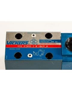 Vickers / Eaton - KCG3250DZMUHL110 - Proportional Pressure Control Valve