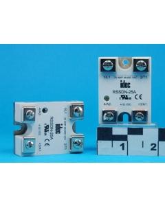 IDEC - RSSDN-25A - Relay, SSR. SPST NO 25Amp 4-32VDC Control.