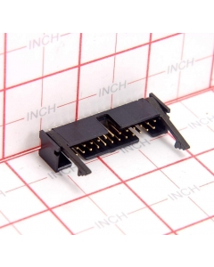 AMP INC - 104128-5 - Connector, header. M 26 Pin.