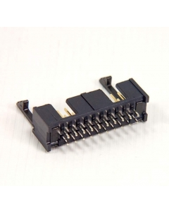 AMP INC - 104128-4 - Connector, header. M 20 Pin.