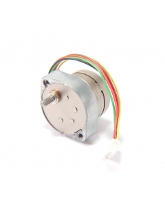 PORTESCAP - GC26M048A30V - Motor, stepper. 5V, 10:1 gear box, 4 Phase 6 wire.
